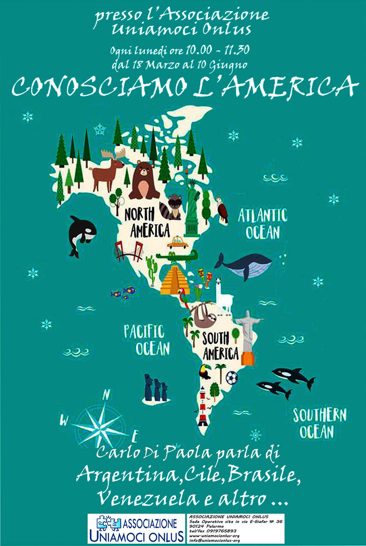 Sud America sito di incontri