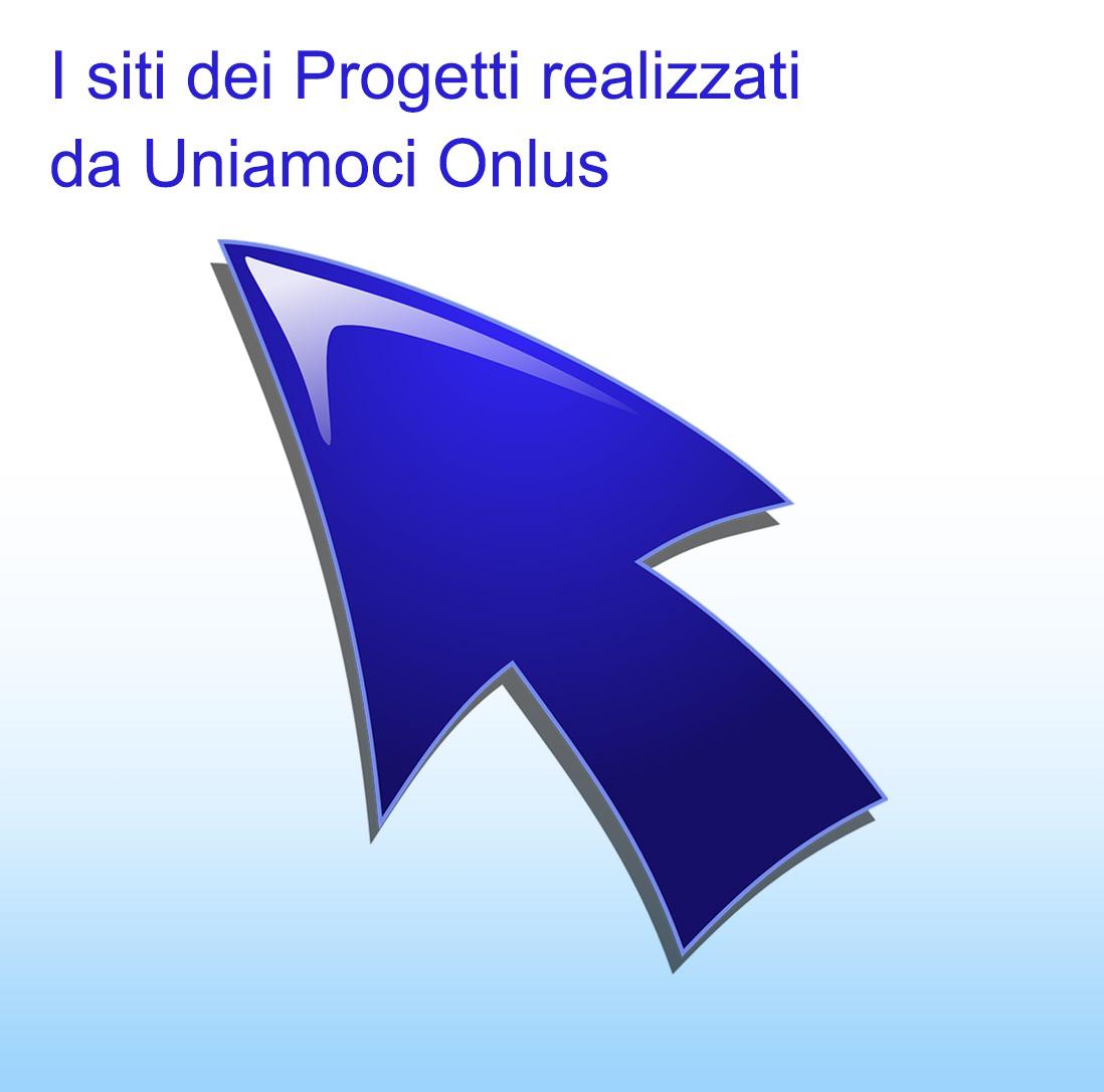 I siti dei nostri Progetti