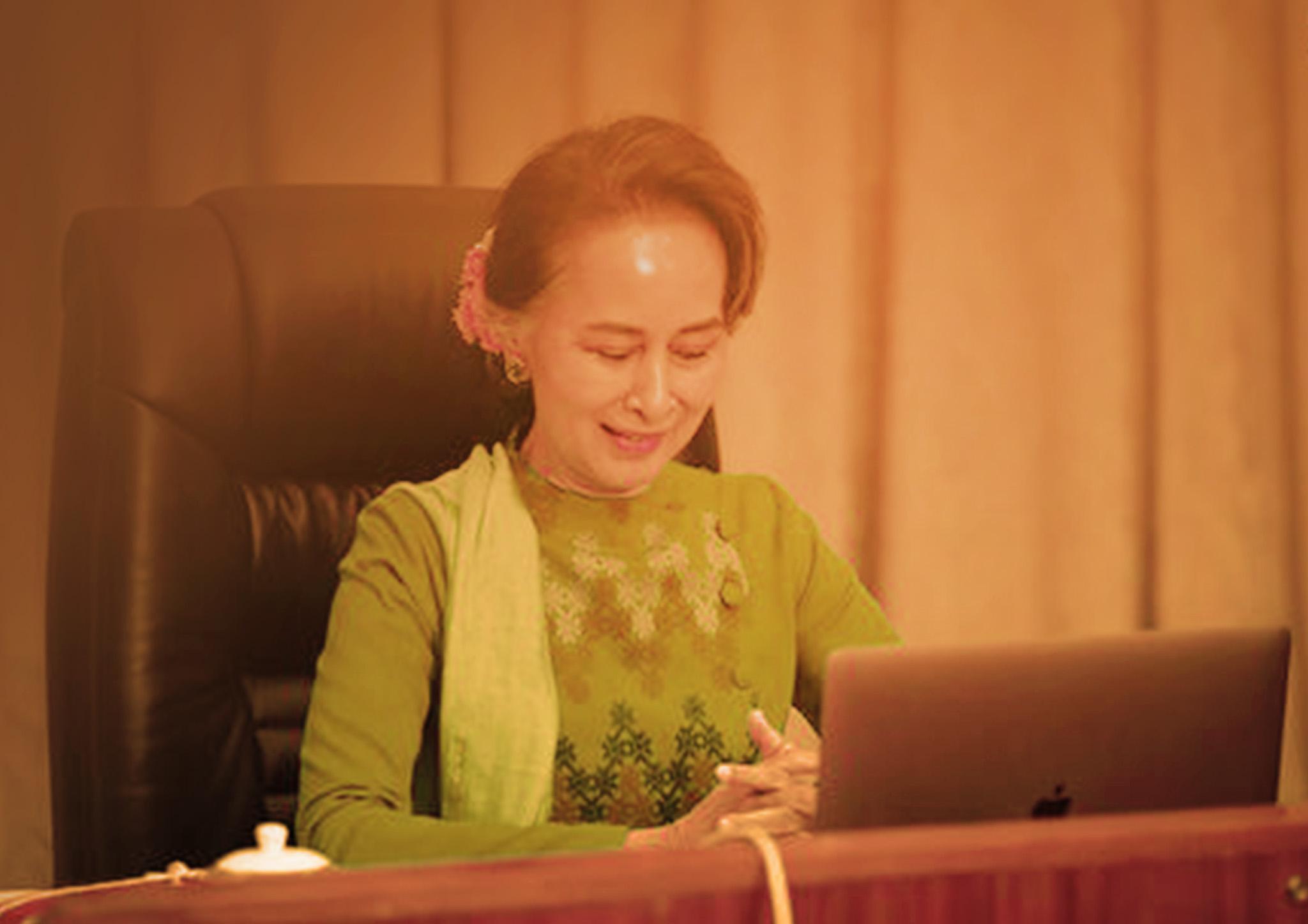 Aung San Suu Kyi, un personaggio controverso